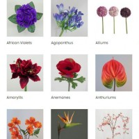 Artificial Flowers by Type