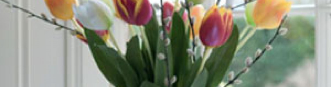 10 Reasons to try Artificial Flowers and Plants