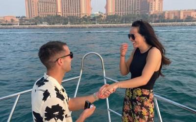 Congratulations Paul & Elizabeth on your engagement