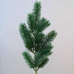 Artificial Christmas Pine Branches 50cm - 16X077 BAY3