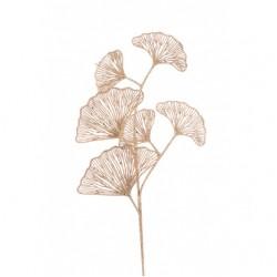 Christmas Gingko Leaf Gold - X20030