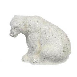 Christmas Polar Bear - X063a