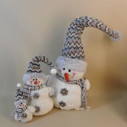 Snuggle Snowman Large 55cm - 17X071