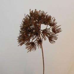 Dill Flower Bronze Glitter 53cm - X21035