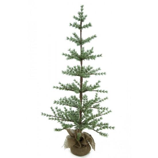 120cm Iced Spruce Christmas Tree - 13X056