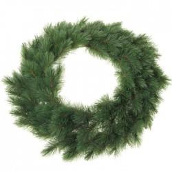 60cm Mountain Spruce Christmas Wreath - X21049