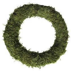Moss Wreath Ring Base 25cm - MOS016