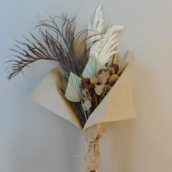 Mixed Dried Flowers Bouquet Pampas - DRI014