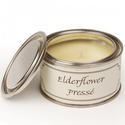 Pintail Paint Pot Candles | Elderflower Pressé Fragrance - CA004