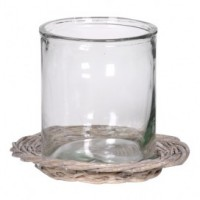 Hurricane Lamps and Candle Lanterns