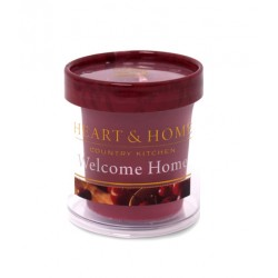 Heart and Home Fragranced Candles Welcome Home Votive - HH019