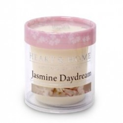 Heart and Home Fragranced Candles Jasmine Daydream Votive - HH039