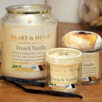 Heart and Home Scented Candles