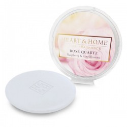 Heart and Home Fragrance Wax Melts Rose Quartz - HH110