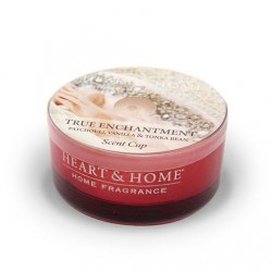 Heart and Home Candles True Enchantment Scent Cups 38g - HH098