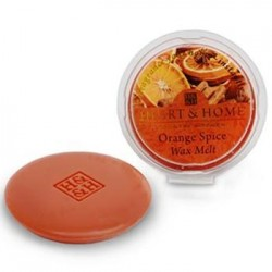 Heart and Home Fragranced Wax Melts Orange Spice HH050