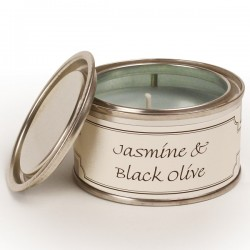 Pintail Paint Pot Candles | Jasmine & Black Olive Fragrance - CA011