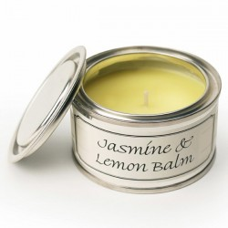 Pintail Paint Pot Candles | Jasmine & Lemon Balm Fragrance - CA013