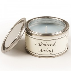 Pintail Paint Pot Candles | Lakeland Spring Fragrance - CA012