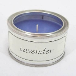 Pintail Candles Fragranced Candle Tin Lavender - CA008