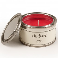 Pintail Paint Pot Candles | Rhubarb Gin Fragrance - CA016