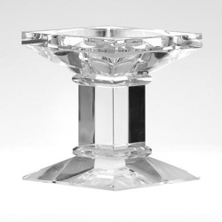 Home Store Small Crystal Candle Holder 12cm - CAN018 3C