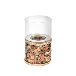 Woodland Birch Candle Holder 22m - CAN034 2C
