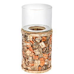 Woodland Birch Candle Holder 28cm - CAN032 8A
