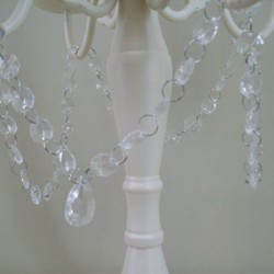 Acrylic Crystal Garland - CRY100