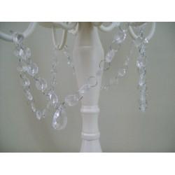 Acrylic Crystal Garland - CRY100