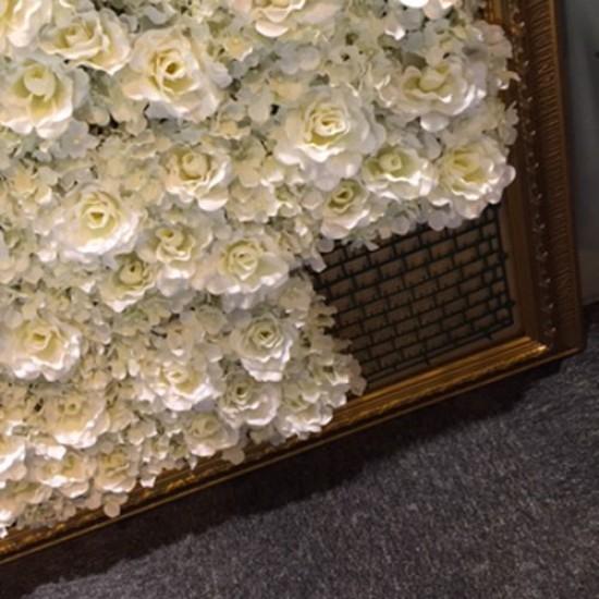 DIY Flower Wall Base 25cm - FS030