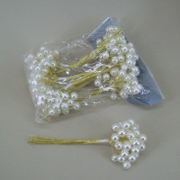 Crystals, Pearl Beads and Corsage Bracelets