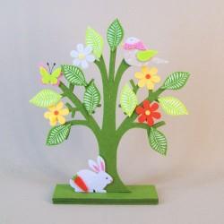 Easter Decorations Felt Tree 28cm - EAS003 D1