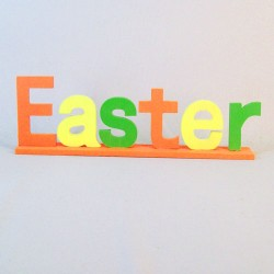 Easter Decorations | Easter Wooden Sign - EAS004