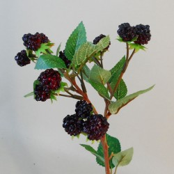 Artificial Blackberry Branch - RAS002 M3
