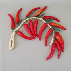 Artificial Chillies Red - CHI002 GG2