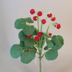 Artificial Raspberries Plant - RAS003 Q3