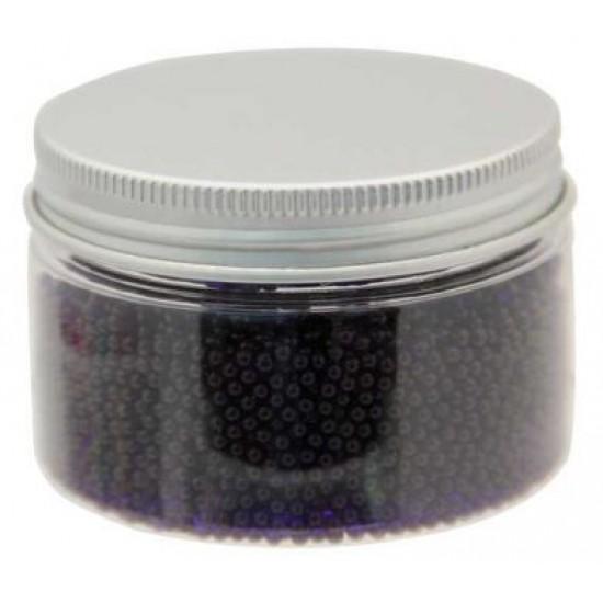 Crystal Pearls Gel Beads Purple 100g - CP003