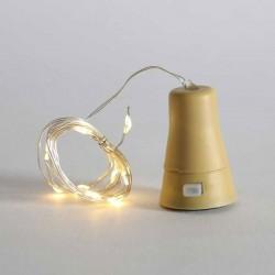 Solar Powered LED Bottle Lights - LED008 9A