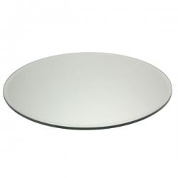 Mirror Plate 25cm Round - MIR002  9D