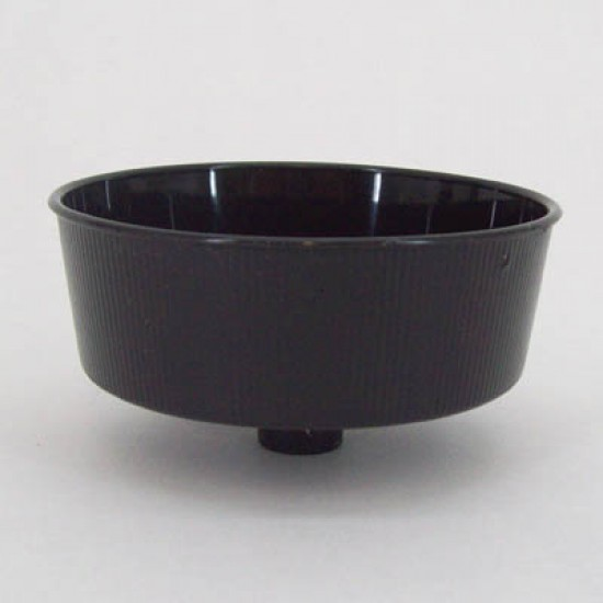 7cm Plastic Candle Cup - FS009