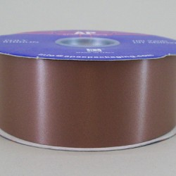 Florist Supplies Poly Ribbon Brown - BR030BR