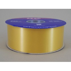 Florist Supplies Poly Ribbon Gold - BR030GD