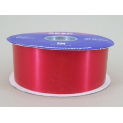 Florist Supplies Poly Ribbon Red - BR030RED