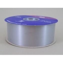 Florist Supplies Poly Ribbon Silver Grey - BR030SI