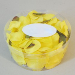 Rose Petals Lemon Yellow - R451