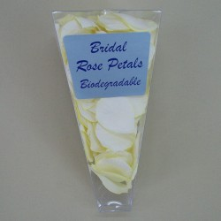 Rose Petals Lemon Biodegradable Paper - R317