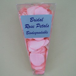 Rose Petals Pink Biodegradable Paper - R319