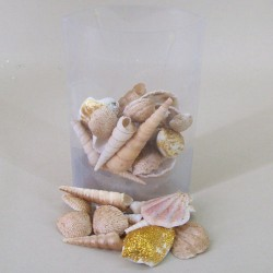 Sea Shells Gold Mix - SHE006