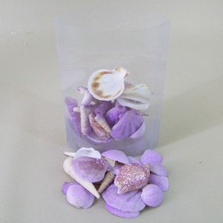 Sea Shells Lavender Mix - SHE007